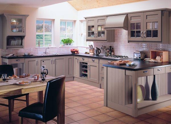 Mocha Kitchen Cabinets Painted Kitchens   Painted Kitchen Cabinets   Kitchens Ireland