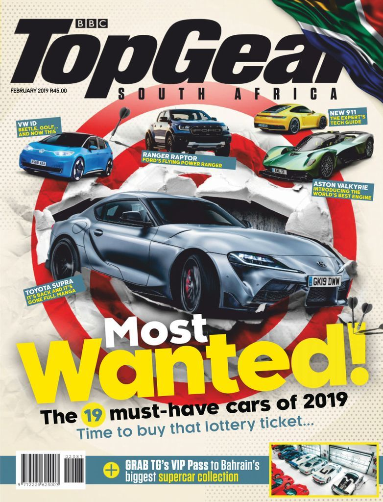 Bbc top gear south africa february 2019 with images