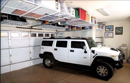 1000 images about Storage Ideas on Pinterest Sports equipment Garage storage  racks and Wine cellar. Garage Overhead Storage Ideas