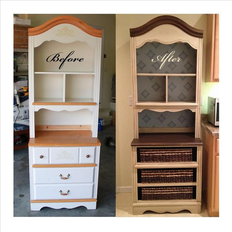 Easy Furniture Redo: Upcycle 101 Sparkle Chic Living