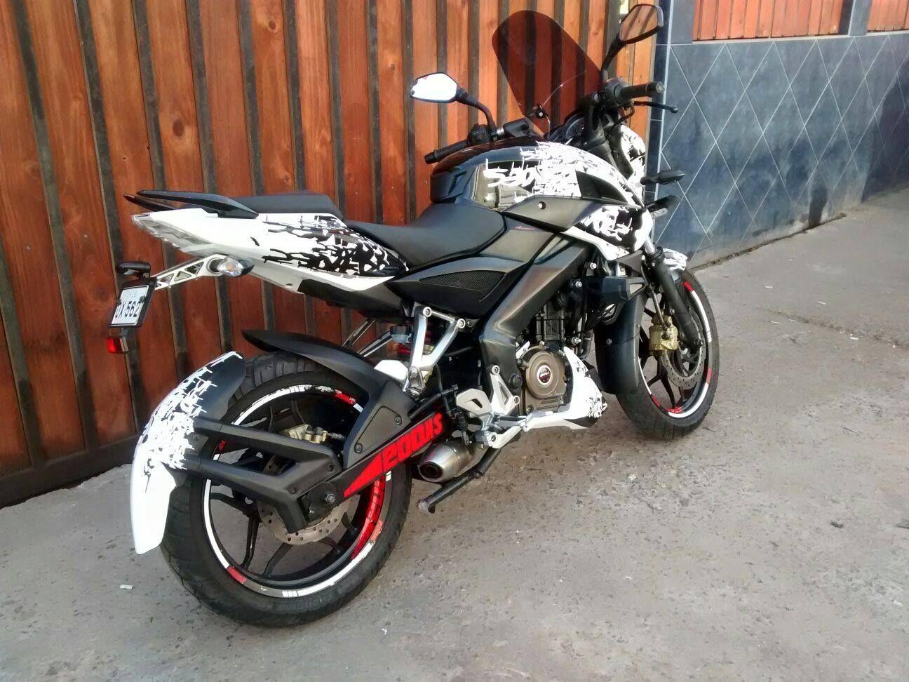 7 ideas de Ns 200 | ns 200, motocicletas pulsar, pulsar 200