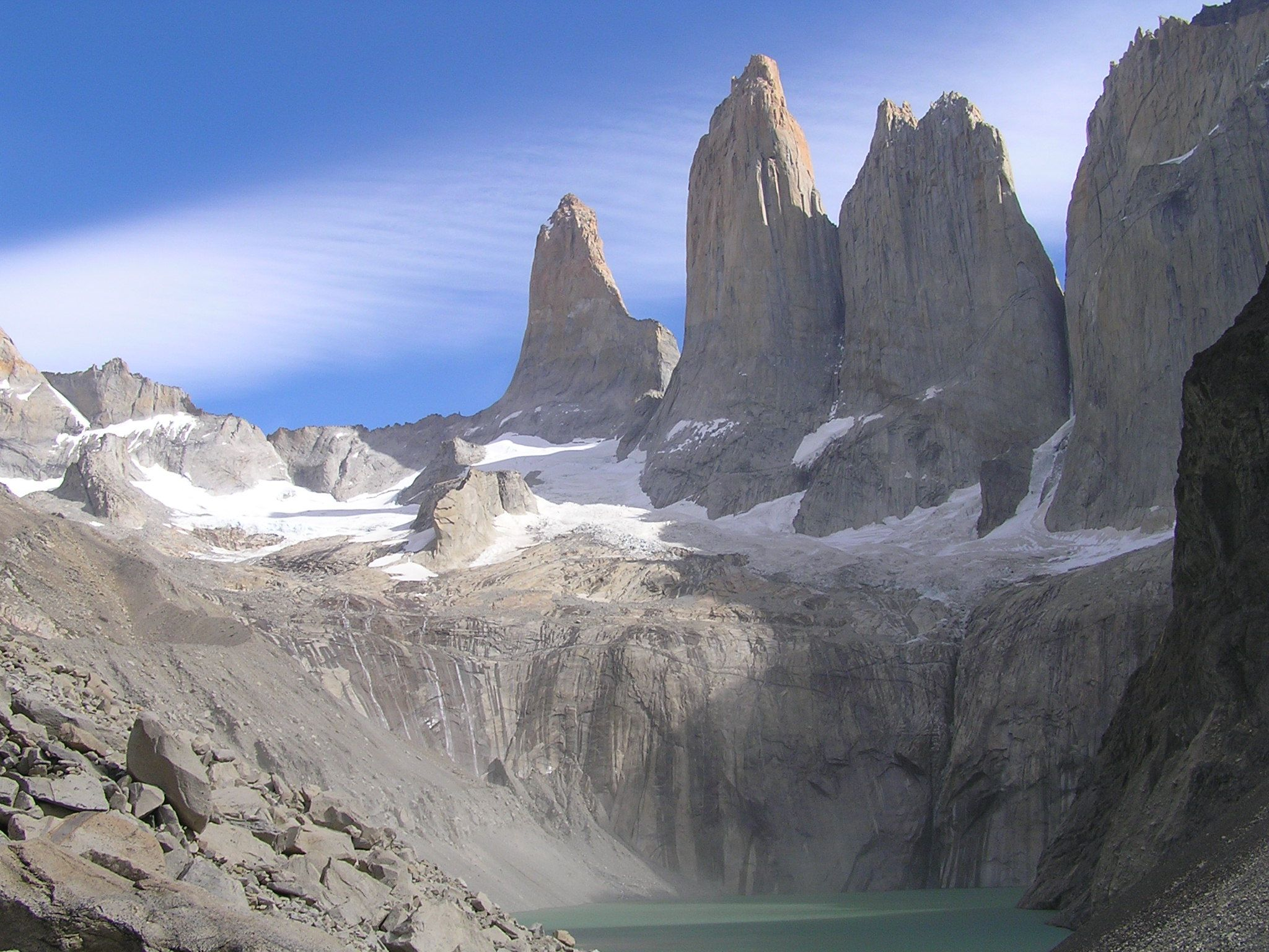 Torres del Paine National Park Chile See our Patagonia Tours