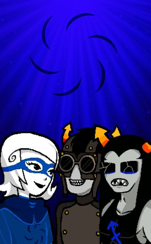 Void Aspect Players Wallpaper (With images) | Homestuck ...