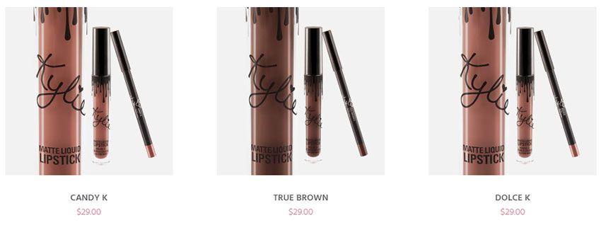 Kylie Lip Kit - A linha de batons da Kylie Jenner - E aí, Beleza?