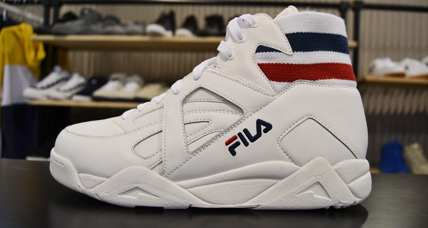 61a92c76fb8 FILA Cage  bestsneakersever  sneakers  shoes  fila  style  fashion ...