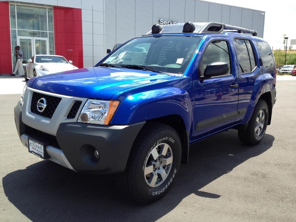 2013 Nissan Xterra PRO 4X 4x4 PRO 4X 4dr SUV 6M SUV 4 Doors