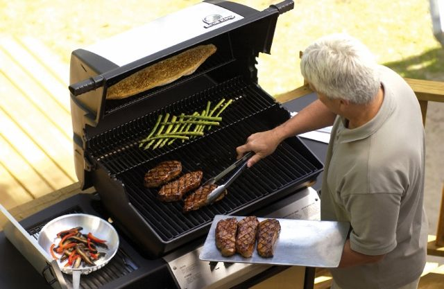 How To Find A Gas Grill That Delivers Great Barbecue Flavour Grilled Turkey Recipes Grilling Tips Turkey Recipes Thanksgiving
