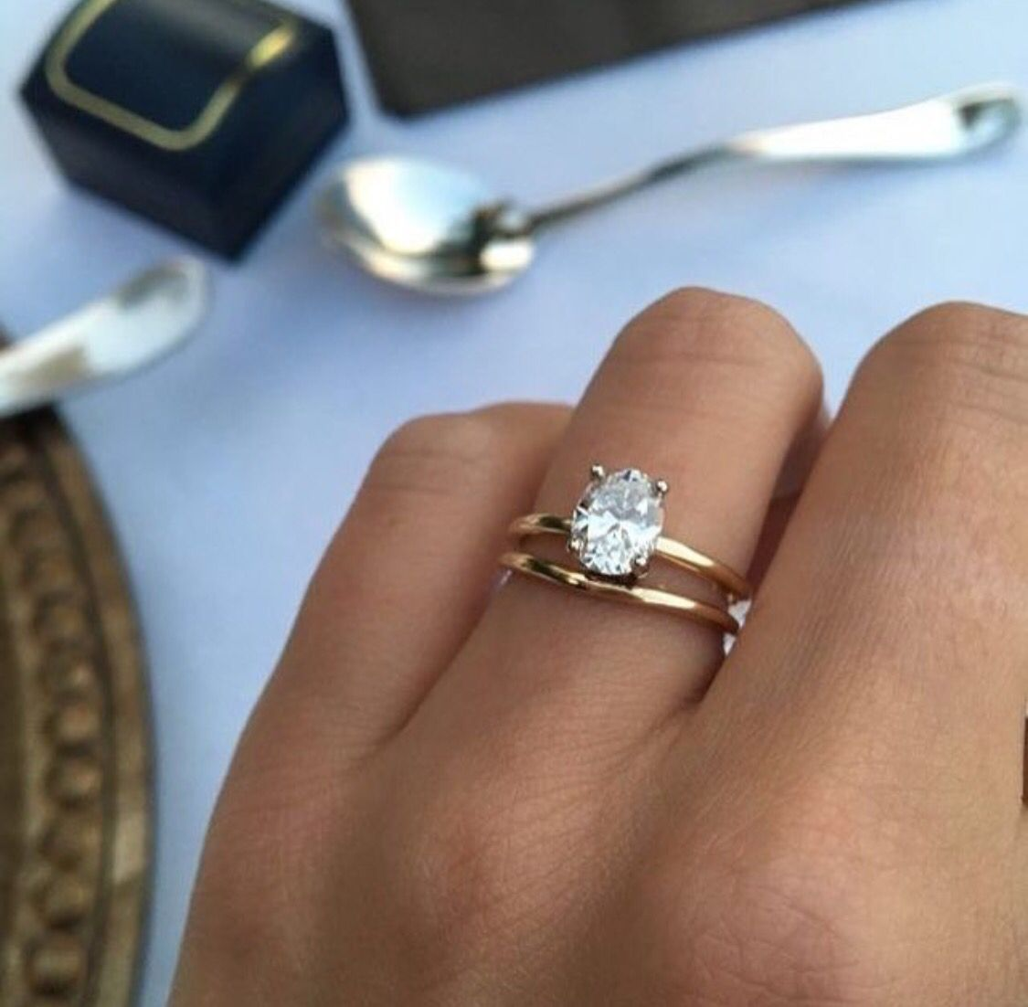 But Rose Gold Ok Curtis Yellow Gold Solitaire Engagement Ring Elegant Engagement Rings Gold Solitaire Engagement Ring
