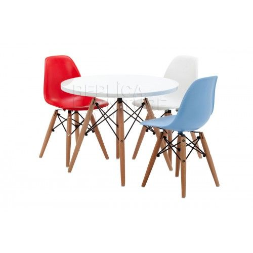 Merveilleux Replica Kids Eames Table | Retro Childrens Table | Designer Childrens  Furniture