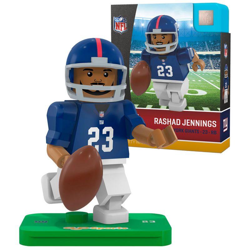 Rashad Jennings New York Giants OYO Sports 2016 Player