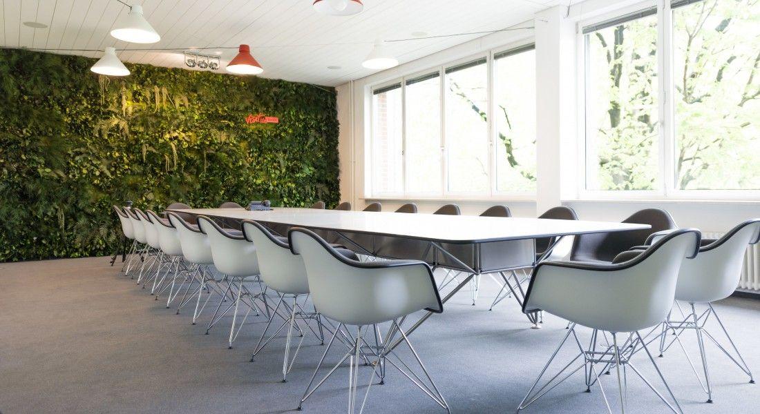 Pflanzenw nde und moosw nde projekte von stylegreen stylegreen wall references - Vertikaler garten innenraum ...