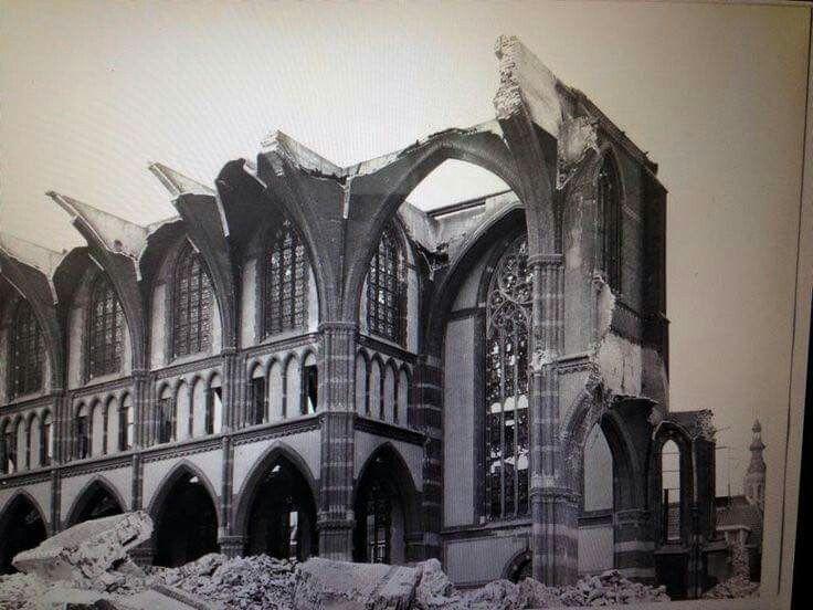 Maria hemelsvaartkerk ginnekenstraat Breda