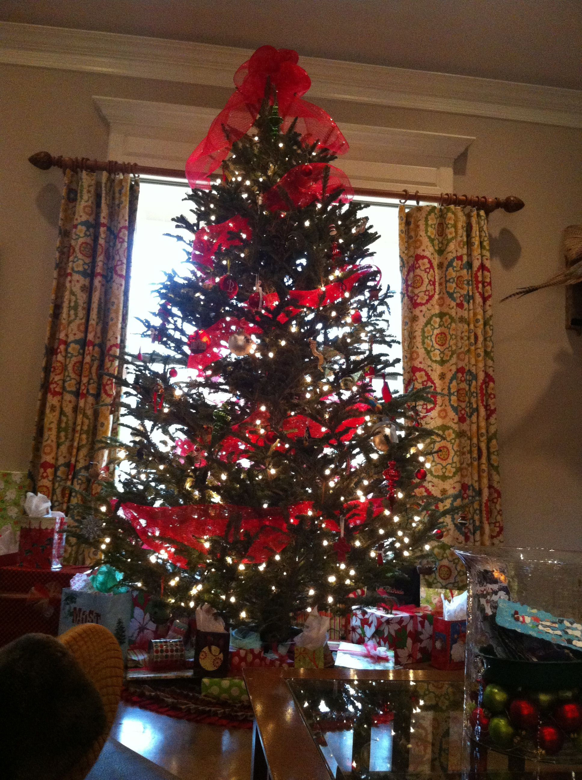 10ft Tall Real Christmas Tree Real Christmas Tree Christmas