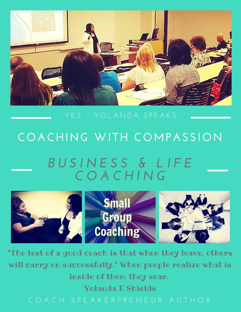 Coaching with Compassion Coaching, Small groups, Author