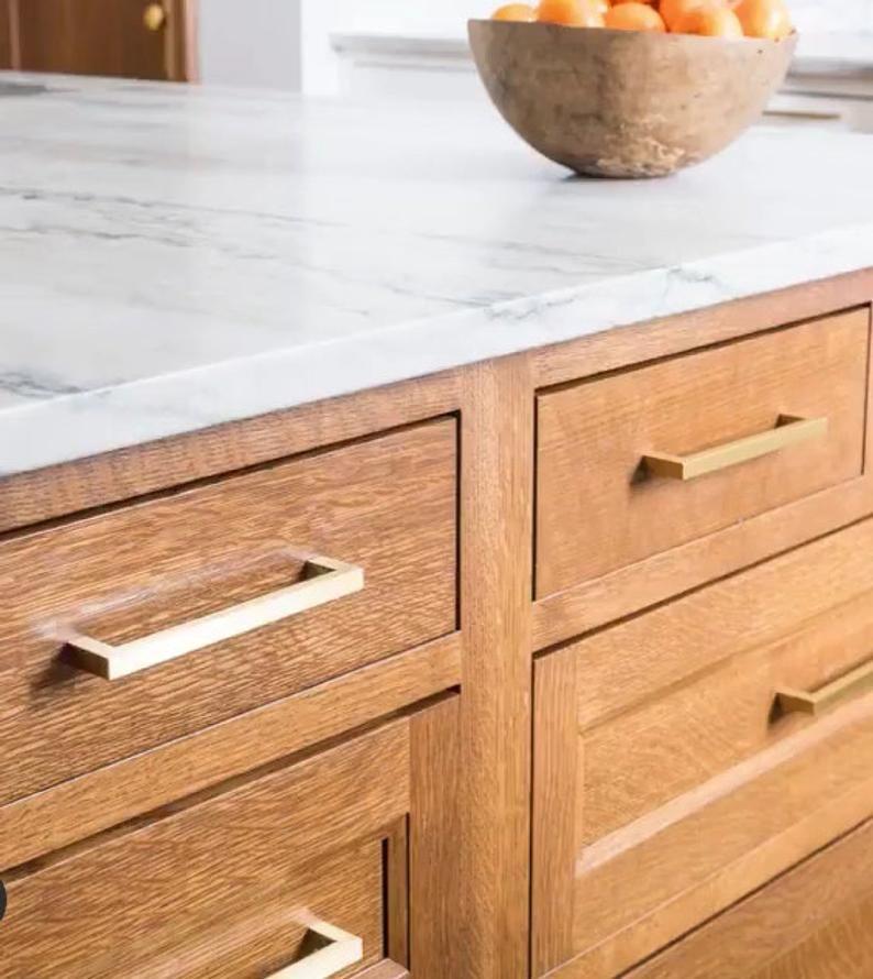 Kitchen Drawer Handles, Brass Handles For Kitchen Cabinets