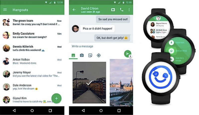Google to release Hangouts 4.0 for Android today! Google