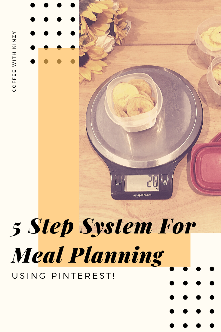 5 Simple Effective Steps For Easy Meal Planning Easy Meal Plans Meal Planning Meal Planning Template