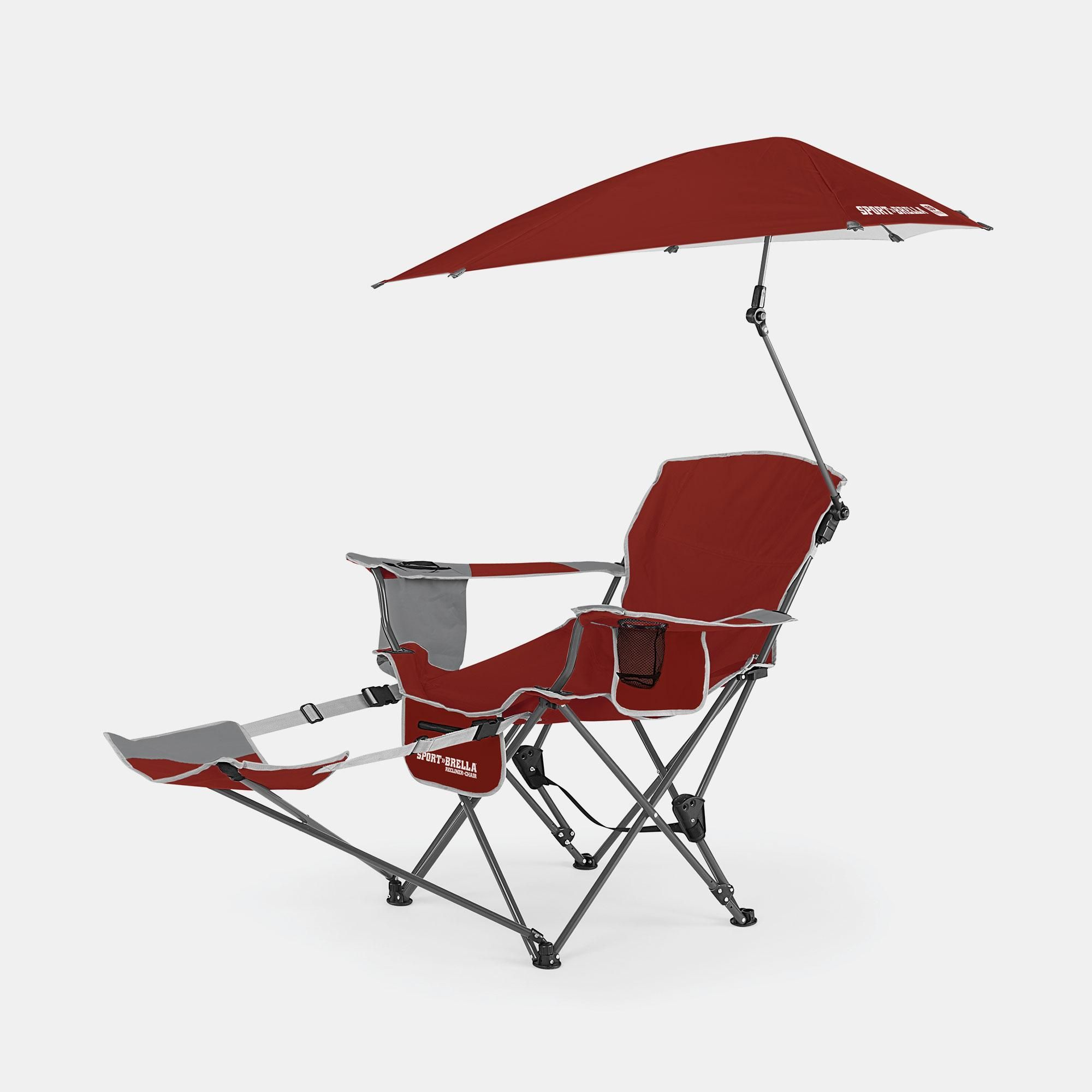 SportBrella Recliner Chair 3Position