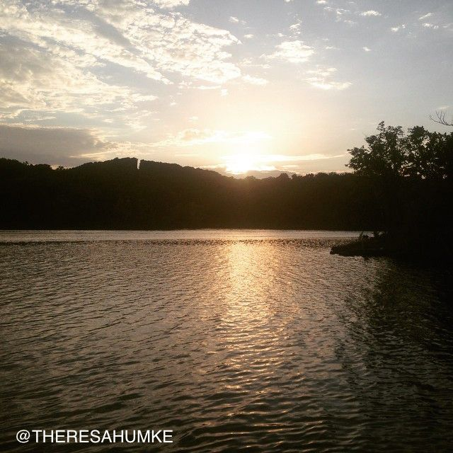 Sunset cruise. http://ow.ly/RuQHS