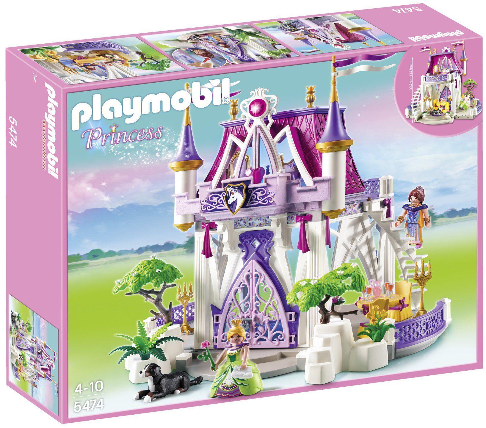 Résultats de recherche d\'images pour « playmobil chateau princesse ...