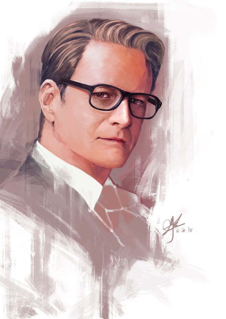 Kingsman Colin Firth by Jzjayfanser on DeviantArt