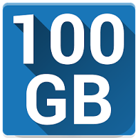 100 Gb Free Cloud Drive From Degoo Cloud Drive Cloud Storage Free Cloud