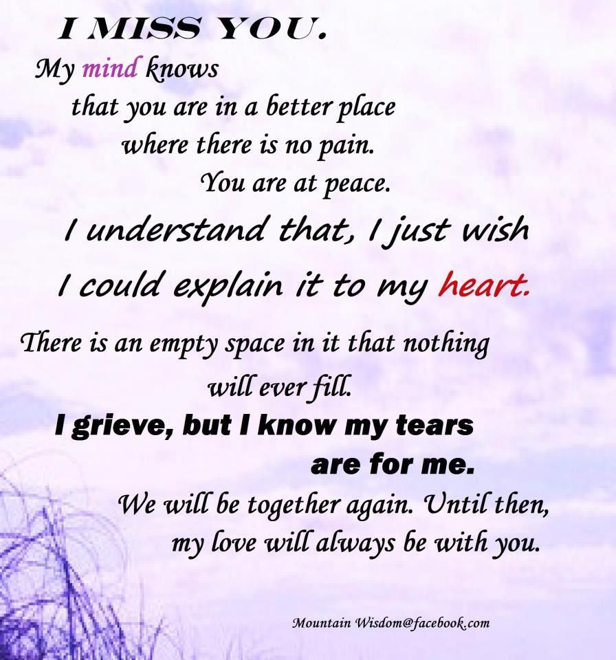 Missing My Mom In Heaven Quotes For My Daddy My Dad Al  Pattymark Timmiss Ya All So Much