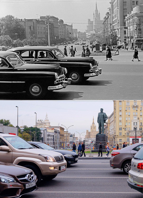 Фото: Москва сквозь время (с изображениями) | Старые ...
