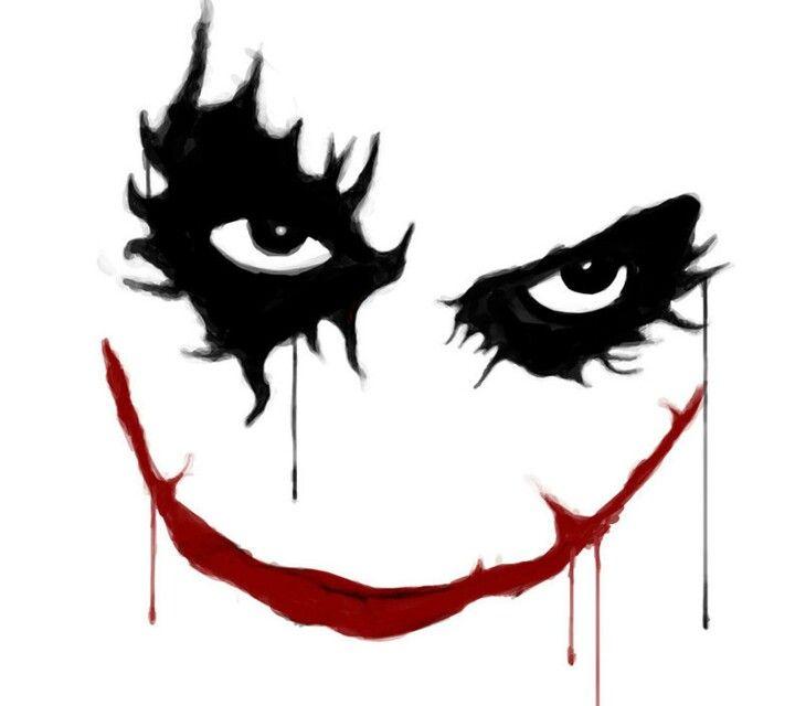 Pin By Kristy On Good Vs Evil Batman Joker Tattoo