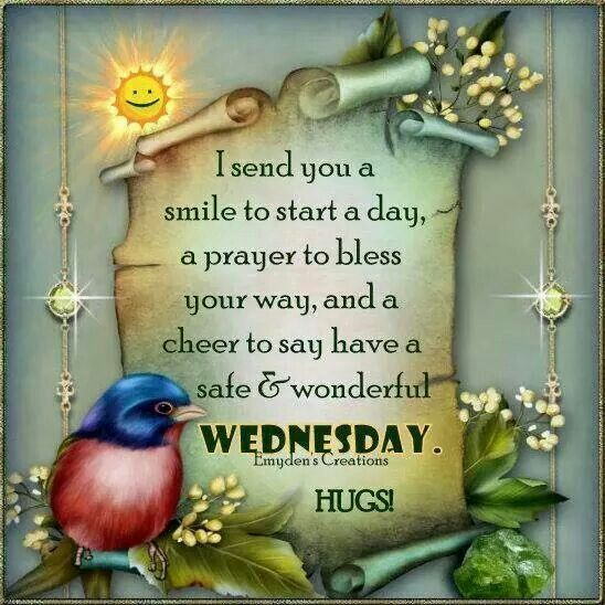 Wednesday Hugs quotes quote good morning wednesday wednesday quotes happy…