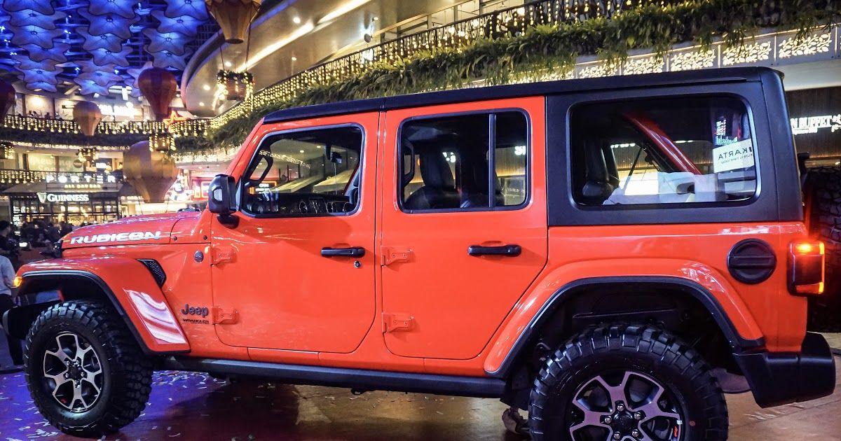 Gambar Mobil Rubicon Orange Ini Spesifikasi Lengkap Jeep Wrangler Baru Indonesia Yang 2 000cc Download Harga Mobil Je Jeep Modifikasi Jeep Sahara Rubicon