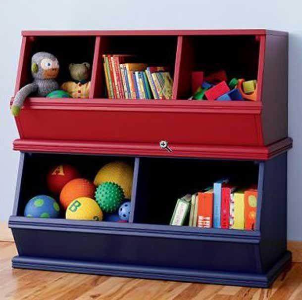 Detachable Portable Toy Cupboards Bedrooms Schrank