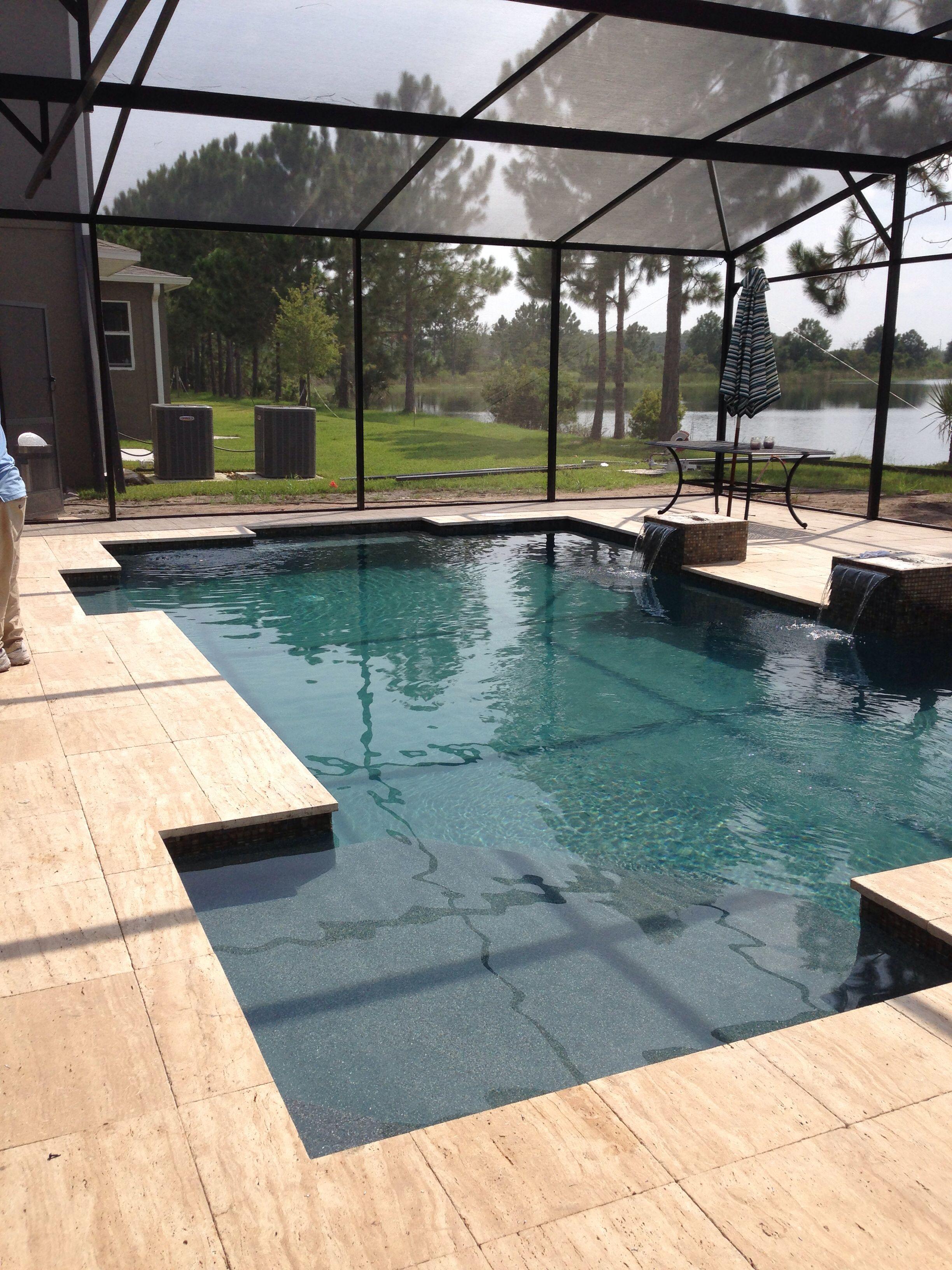 Modern Style Pool