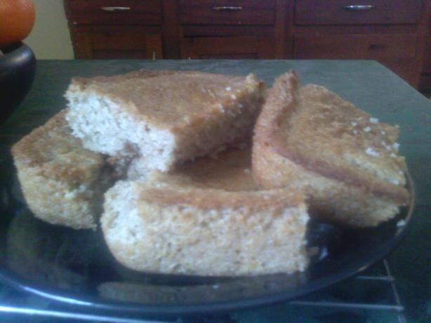 Vegan Spice Cake.