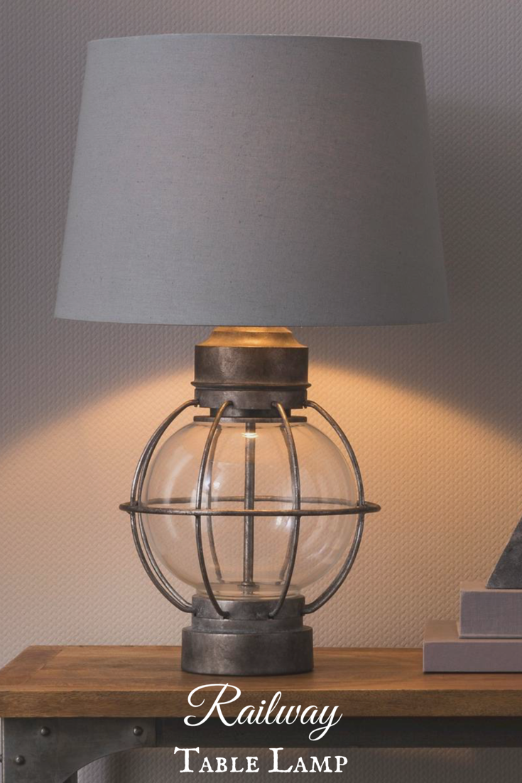 Farmhouse table lamps, Lamp