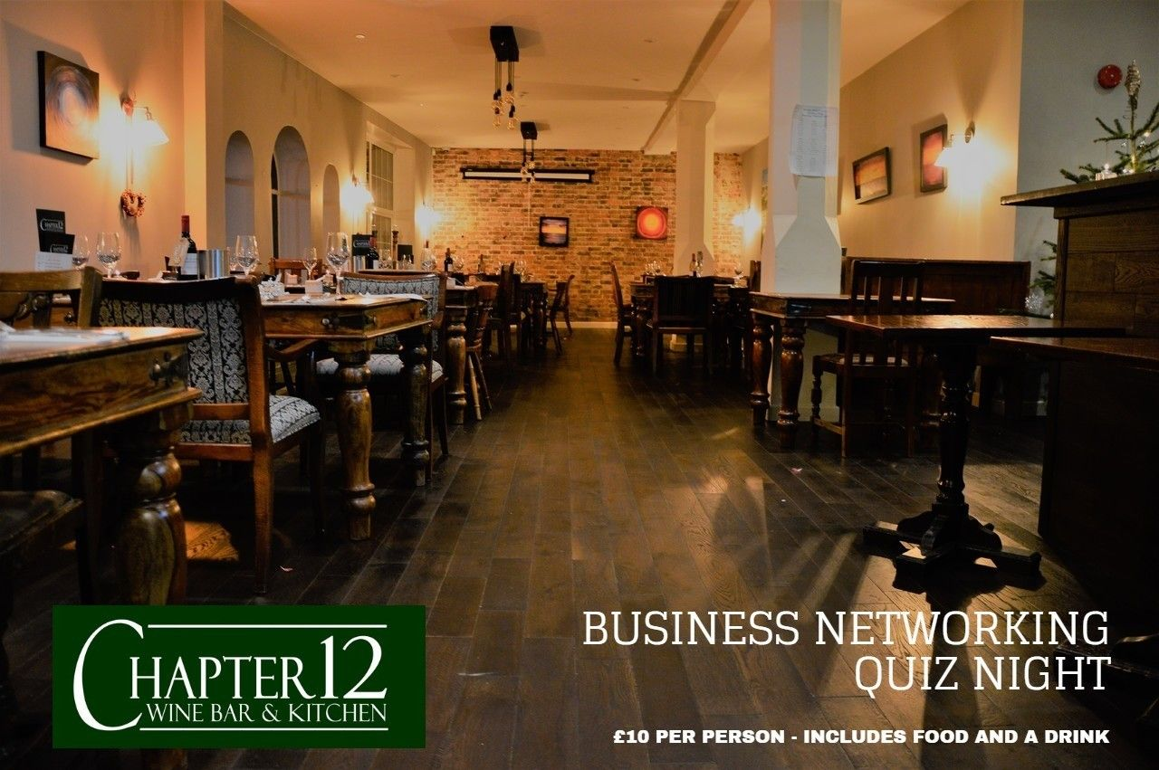 On The 8th August We Will Have A 2nd Monthly Quiznight Dedicated To Local Businesses Teams Up To 8 People Friends And Company Function Room Kitchen Bar