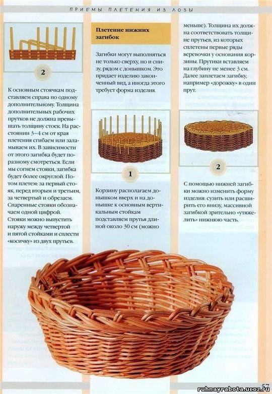 книга Плетение из ивовой ленты: 47 тис. зображень знайдено в Яндекс.Зображеннях