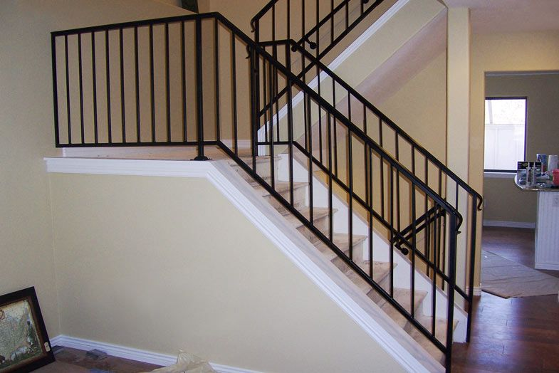 Best Iron Stair Railing Designs More Deck Railing Ideas Http 400 x 300