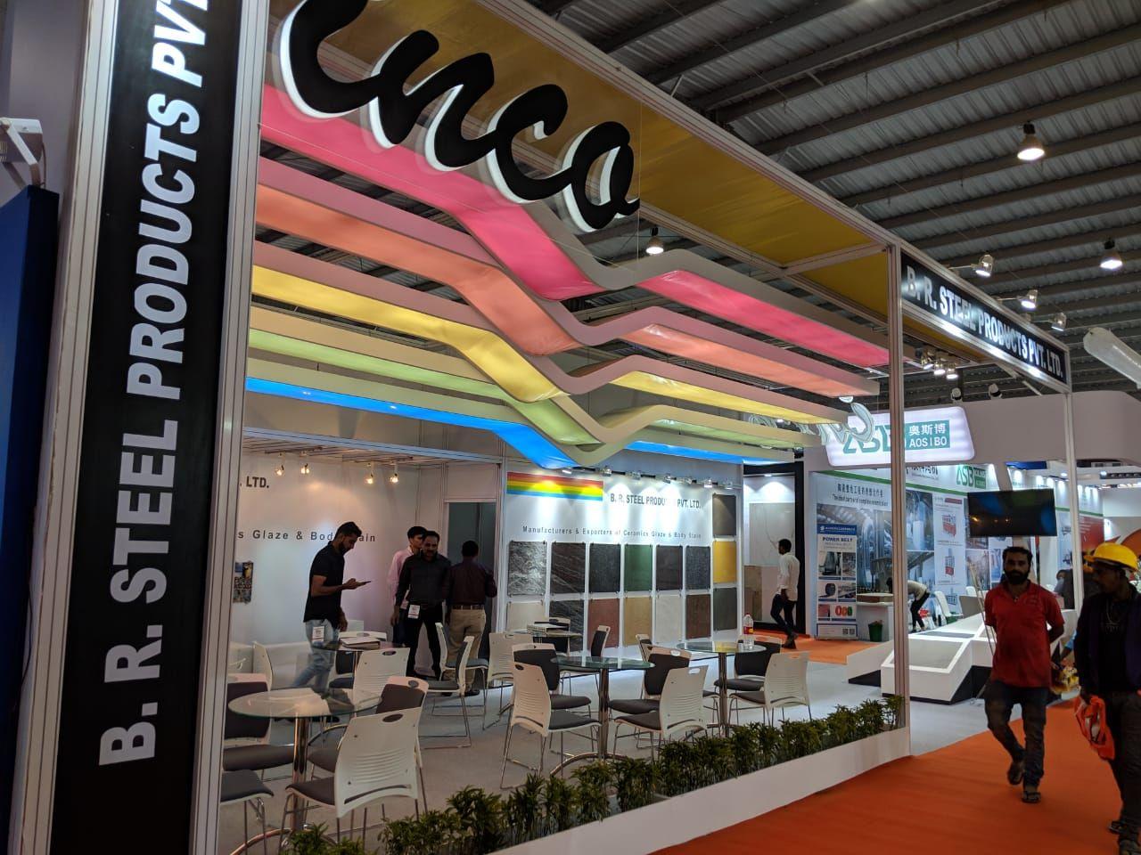 India Ceramic Asia 2019 | Asia 2019 in 2019 | Ceramics, Asia, India