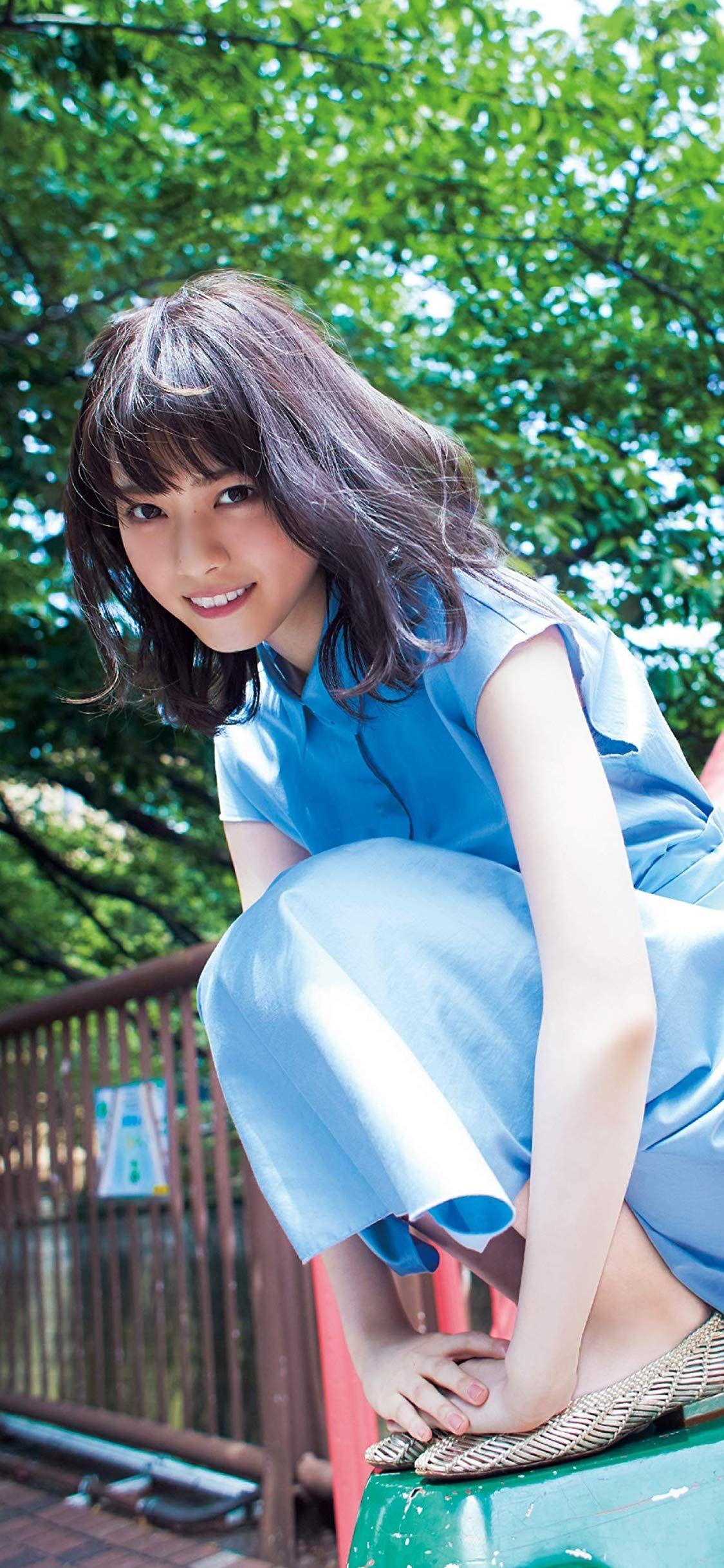 乃木坂46 西野七瀬 Iphone X 壁紙 1125x2436 画像 アジアの女性
