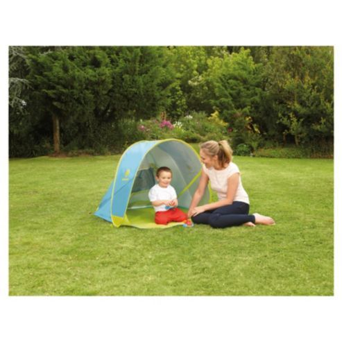 Tesco UPF 50+ Pop Up Sun Tent  sc 1 st  Pinterest & Tesco UPF 50+ Pop Up Sun Tent | Gardening | Pinterest