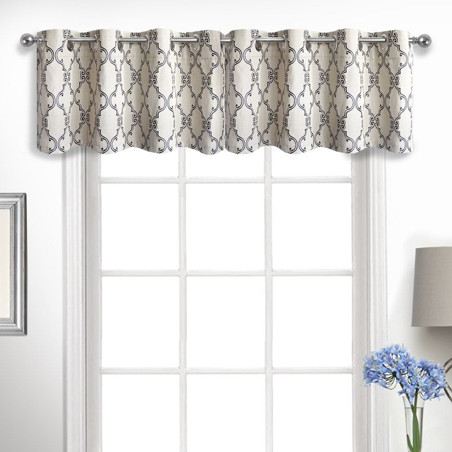 United Curtain Co Georgia Window Valance Valance Home