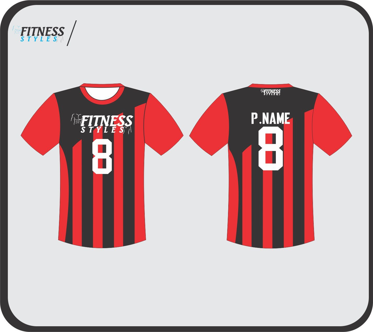Our company manufacturer sports garments Our company