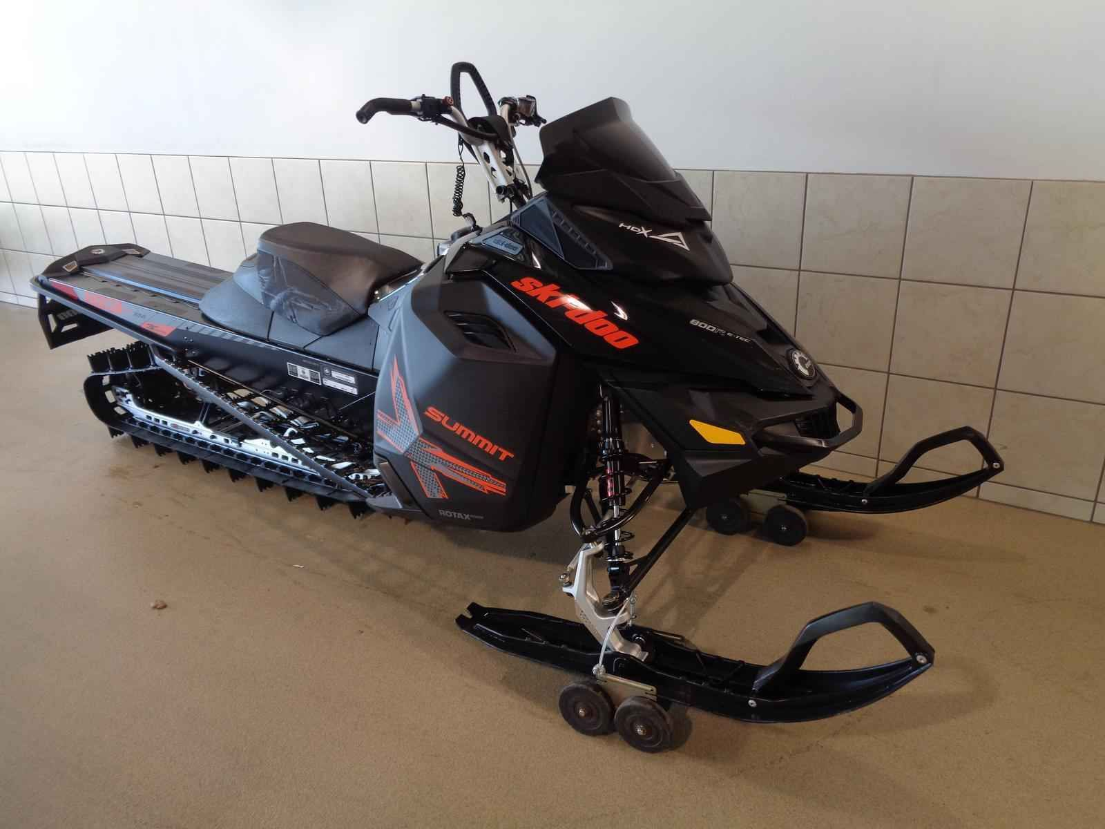 Used 2015 SkiDoo SUMMIT X 800R 163 ET Snowmobile For Sale