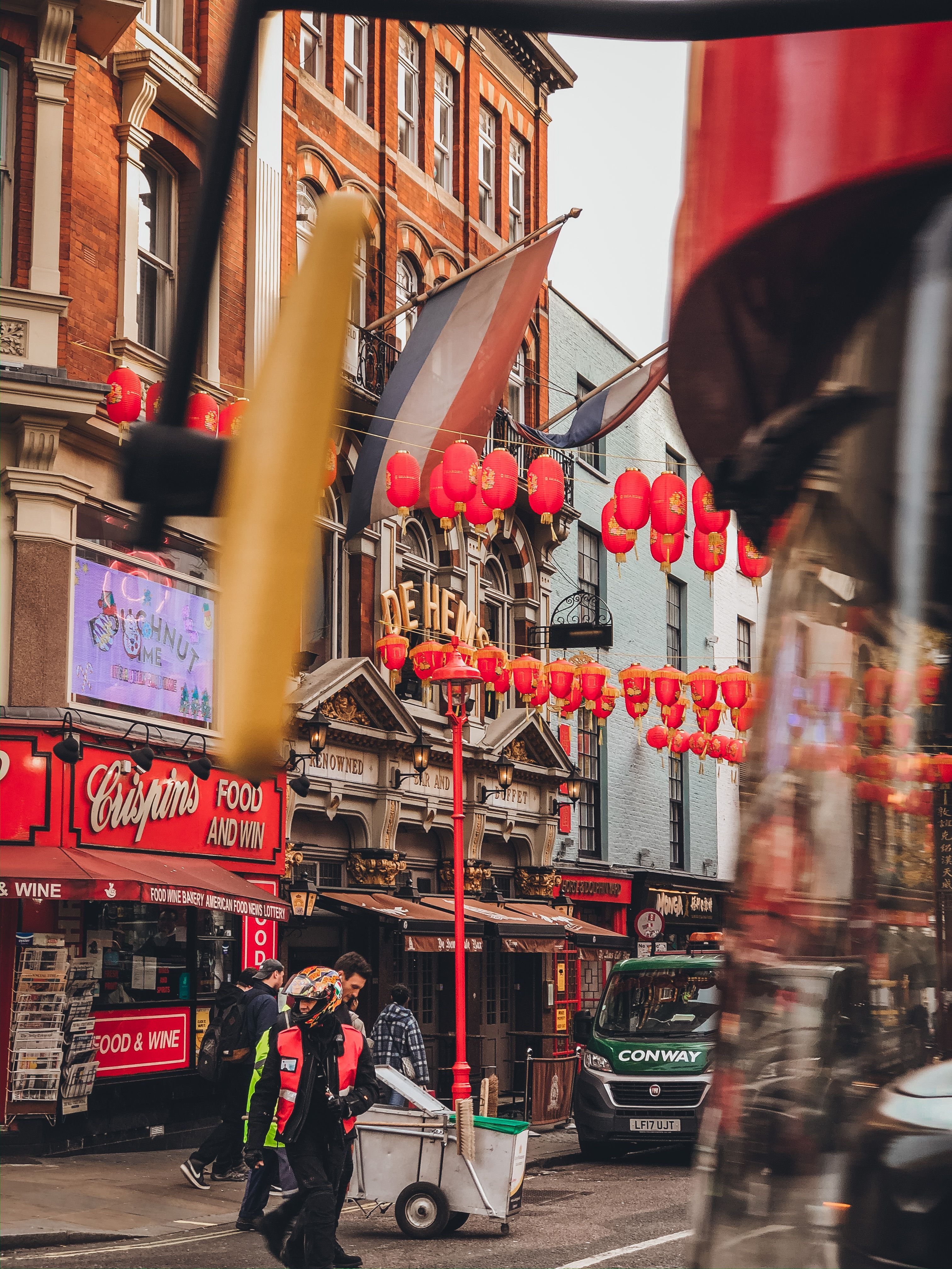 London In Motion In 2020 London Architecture Chinatown London