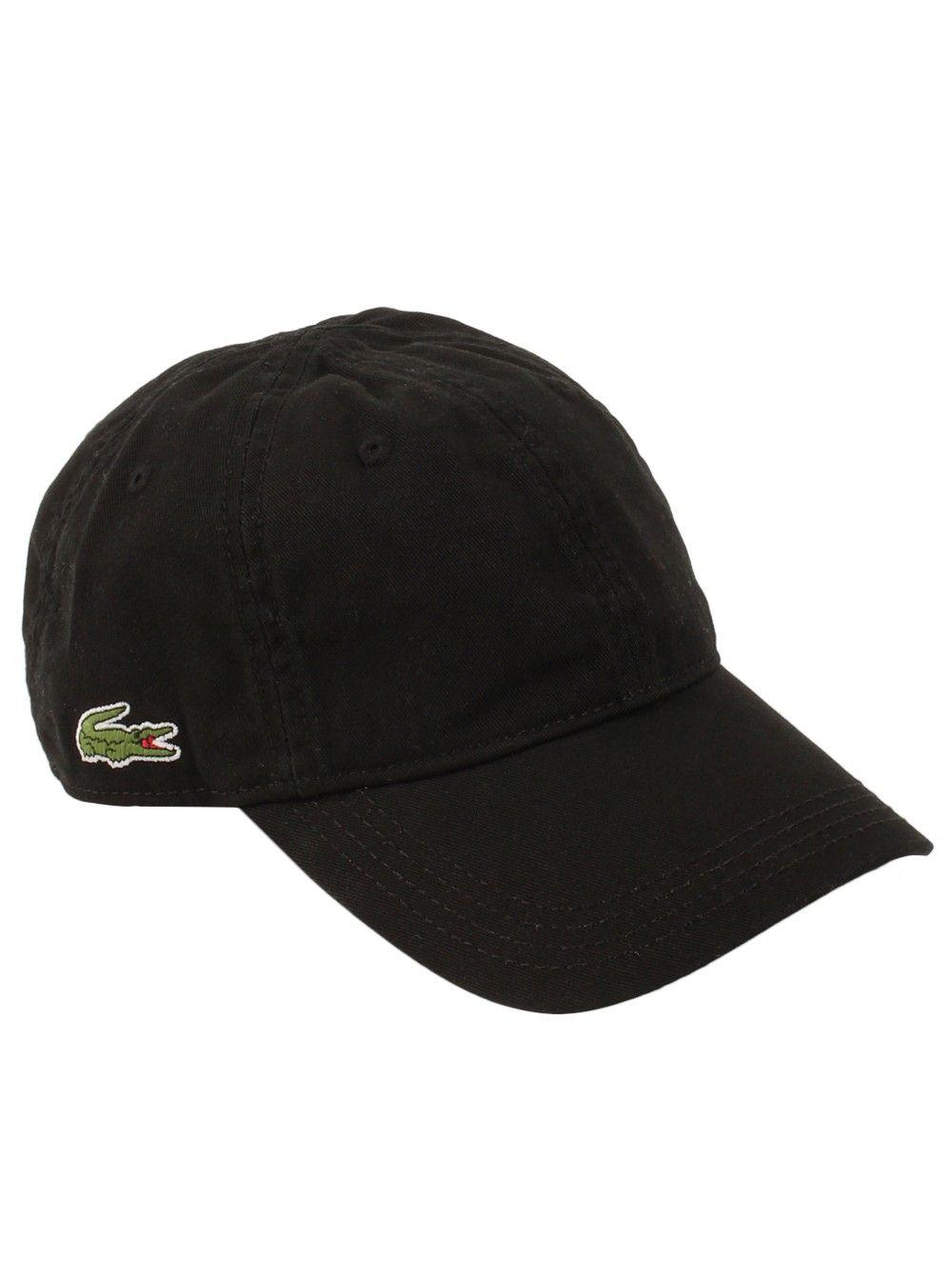 1279cfb05 Lacoste® Men s Cap in Black