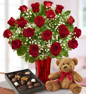 Valentine 39 s flower delivery deal 30 bouquet from 1 800 for Valentines day flowers for him
