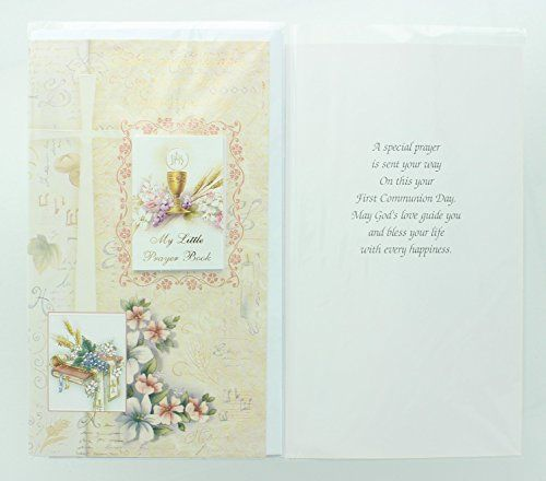 Childrens first holy communion greeting card includes en https childrens first holy communion greeting card m4hsunfo