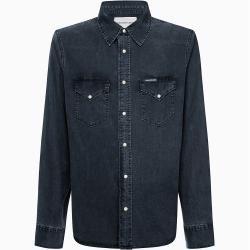 Calvin Klein Jeanshemd mit aufgesetzter Tasche M Calvin KleinCalvin Klein #businessattiresummer