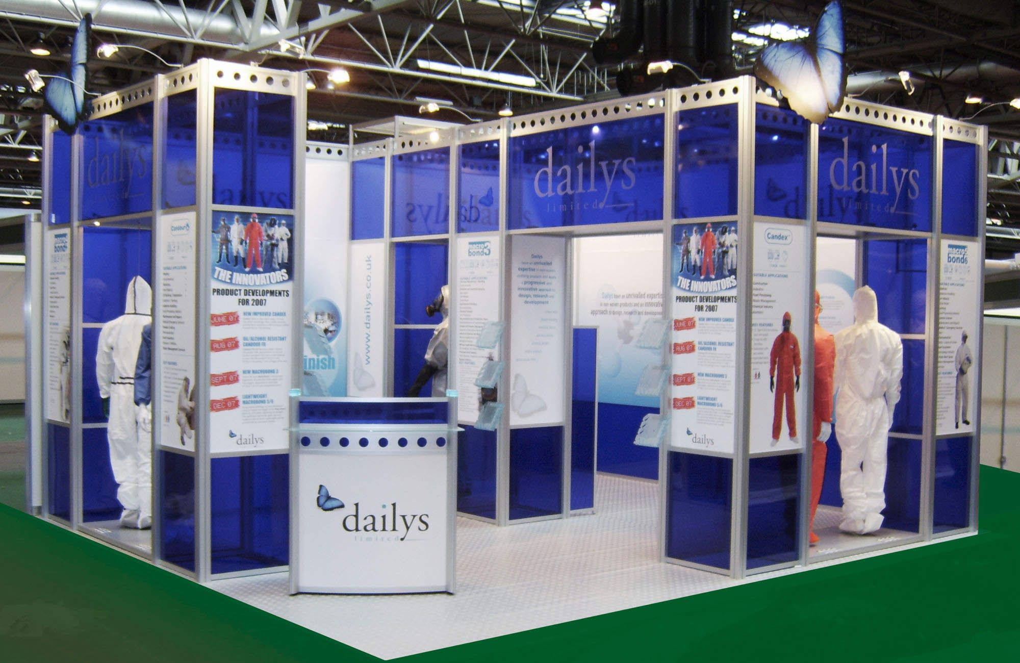 Modular Exhibition Stands : Modular exhibition stands google search office space